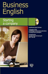 Okładka: Business English: Starting a company