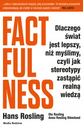 Okładka: Factfulness