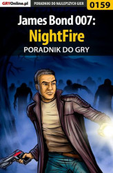 Okładka: James Bond 007: NightFire - poradnik do gry