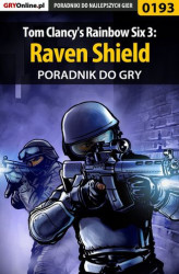 Okładka: Tom Clancy's Rainbow Six 3: Raven Shield - poradnik do gry