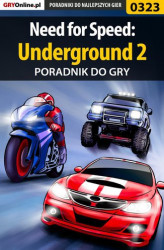 Okładka: Need for Speed: Underground 2 - poradnik do gry