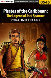 Okładka: Pirates of the Caribbean: The Legend of Jack Sparrow - poradnik do gry