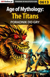 Okładka: Age of Mythology: The Titans - poradnik do gry