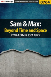 Okładka: Sam  Max: Beyond Time and Space - poradnik do gry