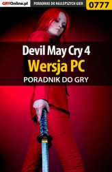 Okładka: Devil May Cry 4 - PC - poradnik do gry