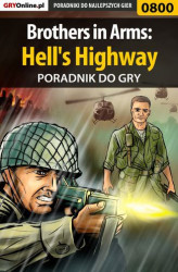 Okładka: Brothers in Arms: Hell's Highway - poradnik do gry