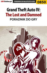 Okładka: Grand Theft Auto IV: The Lost and Damned - poradnik do gry