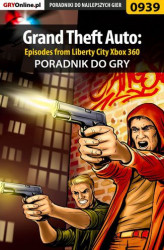 Okładka: Grand Theft Auto: Episodes from Liberty City - Xbox 360 - poradnik do gry