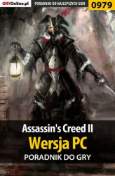 Okładka: Assassin's Creed II - PC - poradnik do gry