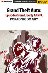 Okładka książki: Grand Theft Auto: Episodes from Liberty City - PC - poradnik do gry