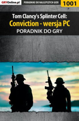 Okładka: Tom Clancy's Splinter Cell: Conviction - PC - poradnik do gry