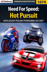 Okładka książki: Need For Speed: Hot Pursuit -  poradnik do gry