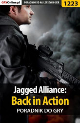 Okładka: Jagged Alliance: Back in Action - poradnik do gry