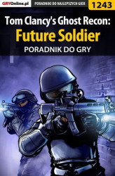 Okładka: Tom Clancy's Ghost Recon: Future Soldier - poradnik do gry