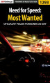 Okładka książki: Need for Speed: Most Wanted -  poradnik do gry