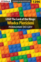 Okładka: LEGO The Lord of the Rings: Władca Pierścieni - poradnik do gry