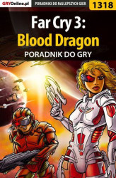 Okładka: Far Cry 3: Blood Dragon - poradnik do gry