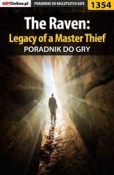 Okładka: The Raven: Legacy of a Master Thief - poradnik do gry
