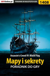 Okładka: Assassin's Creed IV: Black Flag - mapy i sekrety