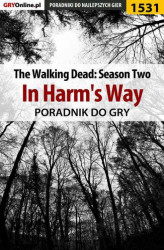 Okładka książki: The Walking Dead: Season Two - In Harm's Way - poradnik do gry