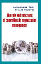 Okładka książki: The role and functions of controllers in organization management