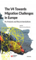 Okładka książki: The V4 Towards Migration Challenges in Europe. An Analysis and Recommendations