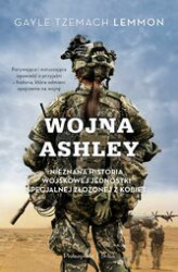 Okładka: Wojna Ashley