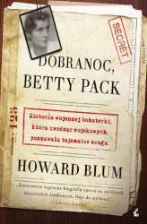 Okładka: Dobranoc, Betty Pack