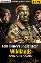 Okładka: Tom Clancy's Ghost Recon: Wildlands - poradnik do gry