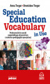 Okładka książki: Special Education Vocabulary in Use - Anna Treger, Bronisław Treger
