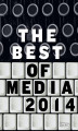 Okładka książki: The Best of Media 2014
