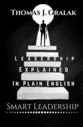 Okładka książki: Leadership Explained In Plain English
