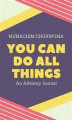 Okładka książki: You Can Do All Things