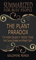 Okładka książki: The Plant Paradox - Summarized for Busy People