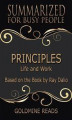 Okładka książki: Principles - Summarized for Busy People