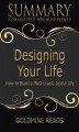 Okładka książki: Designing Your Life - Summarized for Busy People