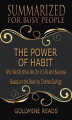 Okładka książki: The Power of Habit - Summarized for Busy People