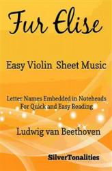 fur elise violin sheet music pdf